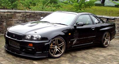 S Brand Car >> BORDER Racing [R32 GTR Product List]