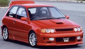 The TOMS EP82 - Real?   Toyota GT Turbo